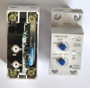 Допустима ли установка УЗМ-51м 63А, если вводной автомат на 25А?