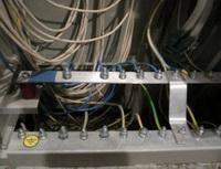 Можно ли разделить pen проводник в ЩУ на столбе?