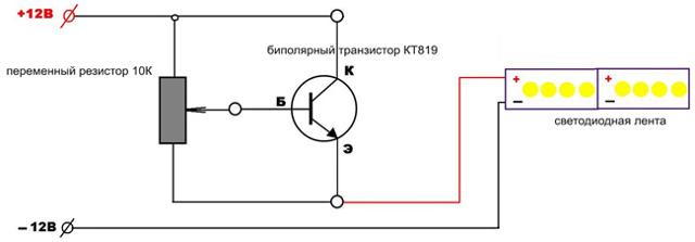Почему диммер светодиодной ленты не принимает сигнал пульта?