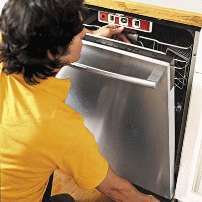 Ремонт посудомоечной машины своими руками