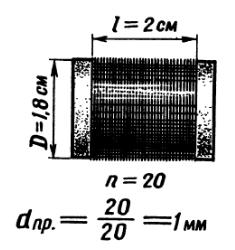 Катушки индуктивности: расчет по формулам