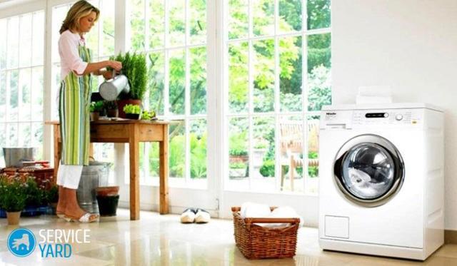Почему гудит сливная помпа в стиральной машине?
