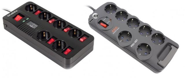 Что делать, если подключении сетевого фильтра к розетке кнопка светится, но приборы не работают?