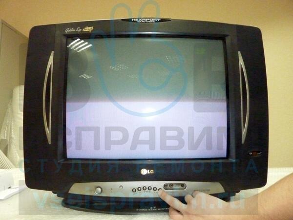 Ремонт ЭЛТ (кинескопного) телевизора своими руками: пошаговый мастер-класс