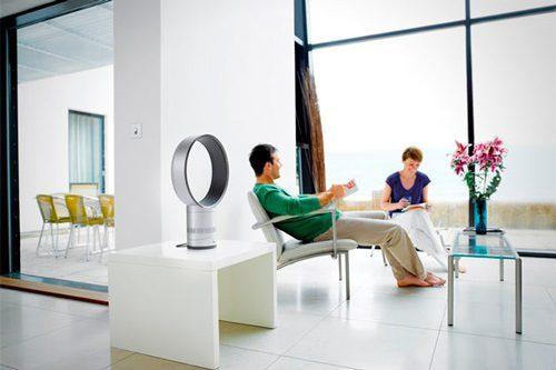 Безлопастной вентилятор: конструкция и принцип действия устройства без лопастей