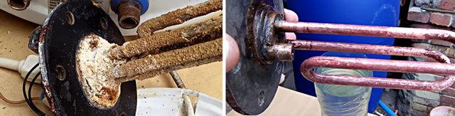 ТЭН для водонагревателя: проверка, замена и прочистка