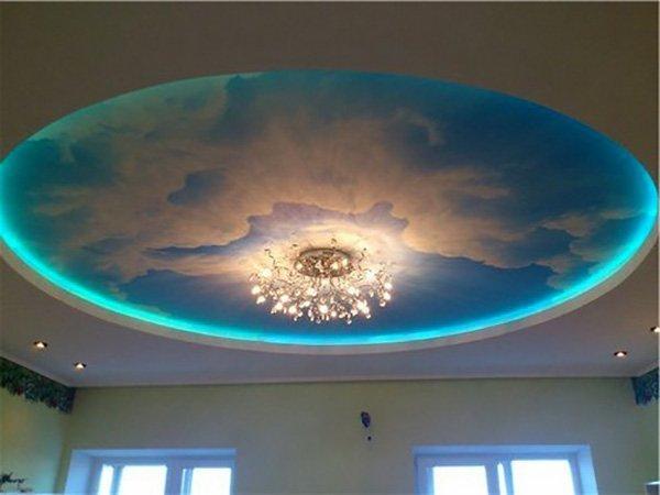 Можно ли добавить лампочки в уже натянутые потолки?