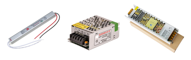Трансформаторы для светодиодных лент 12 вольт: виды, подключение, выбор