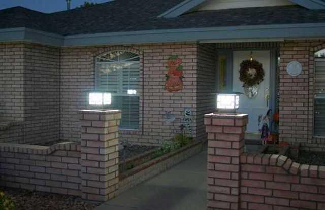 Как защитить провода, подключаемые к садовому светильнику?
