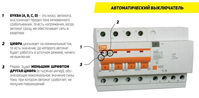 Почему не работают розетки после того, как сработал автомат?