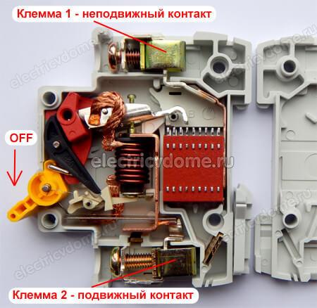 Двухполюсный автомат: для чего нужен и как подключить?