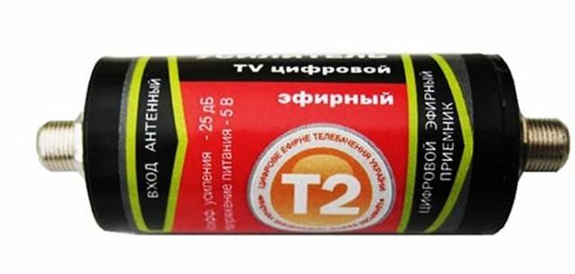 Антенные усилители для телевизора: подключение, выбор, виды