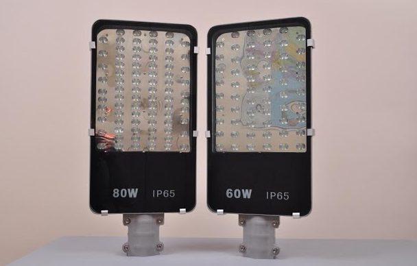 Светодиодные светильники уличного освещения: фото