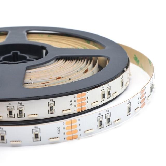 Светодиодная лента 220 В: подключение + схема, видео
