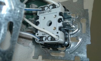 Двойные, перекрестные проходные выключатели: схема подключения