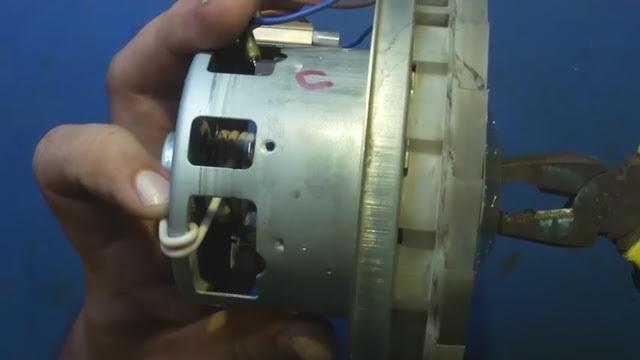 Ремонт пылесоса своими руками: пошаговый мастер-класс