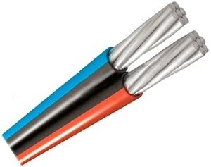 Как соединить кабель СИП-4 2×16 с медным кабелем 2×6?
