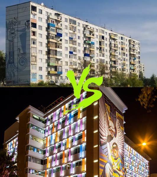 Какой кабель выбрать для подключения светильников на фасаде здания?