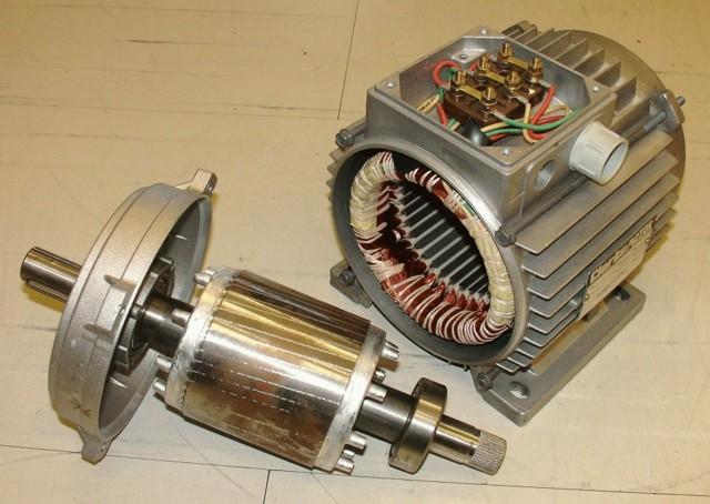 Как узнать частоту вращения для выбора другого двигателя?