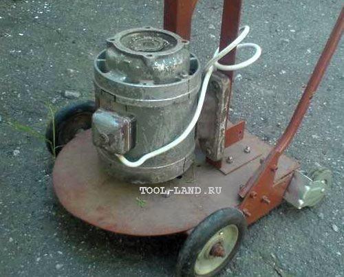 Ремонт газонокосилки своими руками: пошаговый мастер-класс
