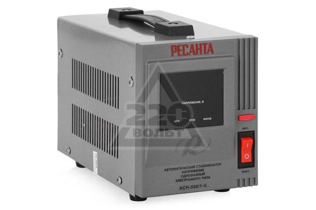 Подойдет ли стабилизатор Ресанта АСН 1500/1-Ц для подключения холодильника?