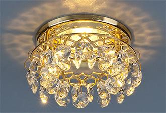 Можно ли ставить галогенные лампы в накладные светильники?