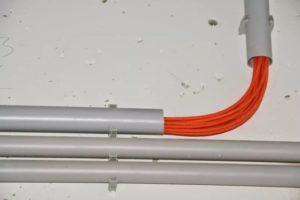 Прокладка кабеля в полу дома или квартиры: технология, нормы ПУЭ