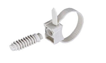 Способы крепления проводов и кабелей к стене и потолку