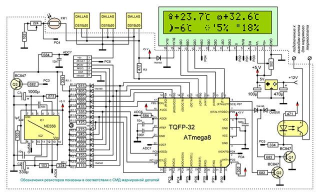Терморегулятор для котла: как установить и подключить своими руками