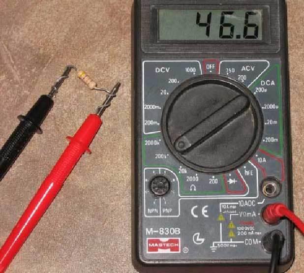 Как проверить позистор мультиметром: пошаговая инструкция