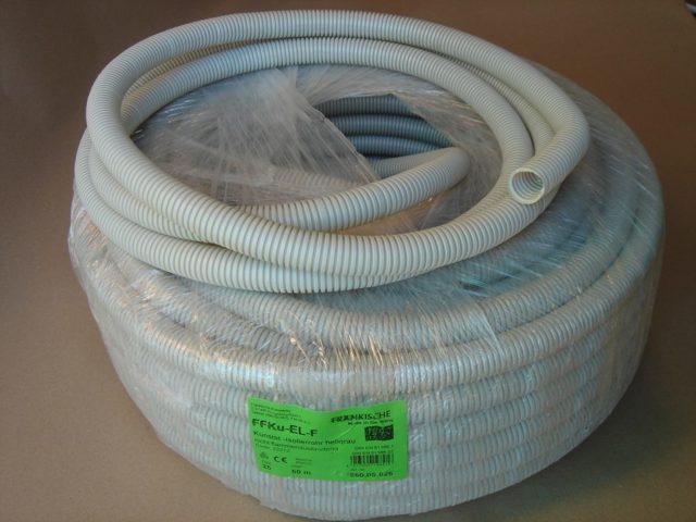 Гофра для кабеля - виды, советы по монтажу, обзор цен