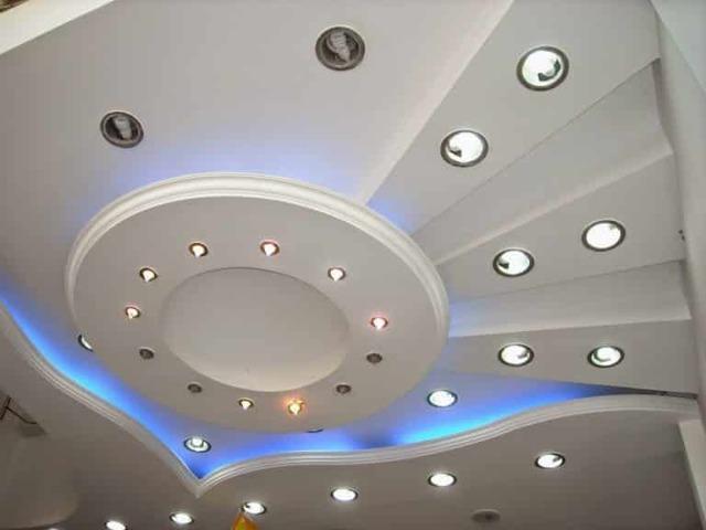 Освещение потолка: 55 фото идей в зависимости от типа помещения и потолка