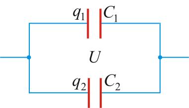 Онлайн калькулятор расчета параллельного соединения конденсаторов
