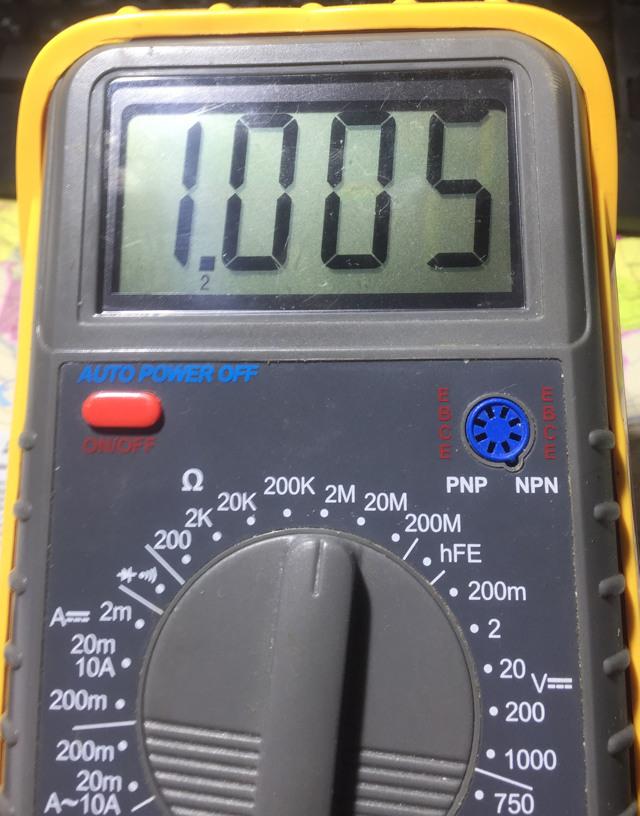 Как проверить конденсатор мультиметром: видео