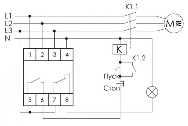 Что делать, если часто срабатывает реле на одной из фаз в сети 380В?