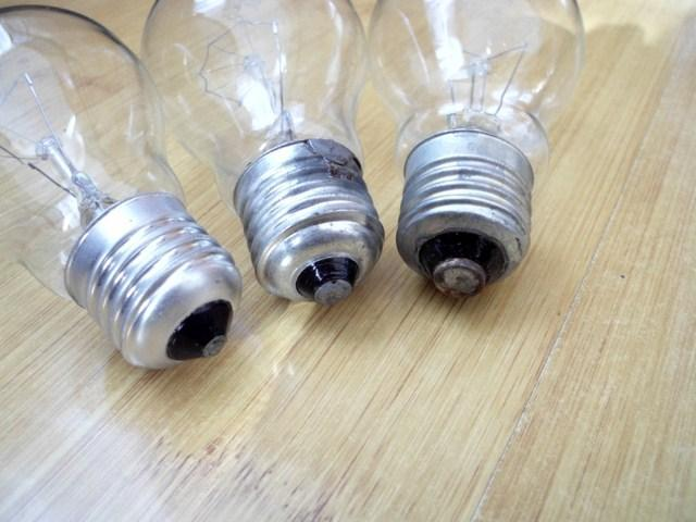 Лампа накаливания: технические характеристики, устройство