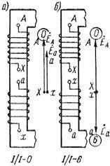 Можно ли меняя начало и конец обмоток трансформатора получить 6В?