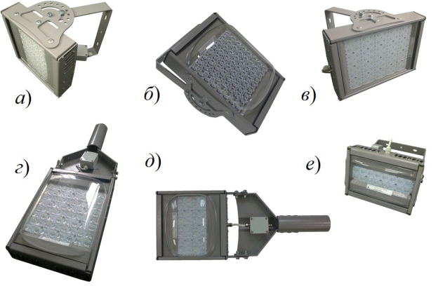 Уличное освещение: технические характеристики и монтаж