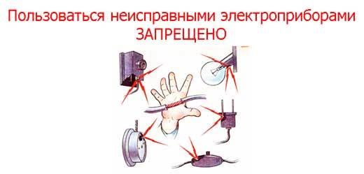 Повреждения в электроустановках: виды, причины, меры защиты