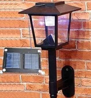 Уличное освещение на солнечных батареях: устройство, фото идеи