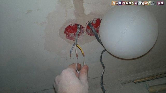 Где находится ноль для подключении розетки (после работы мастера)