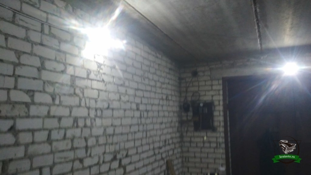 Освещение в гараже своими руками: пошаговая инструкция
