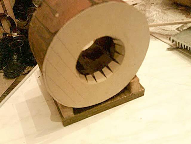 Тороидальный трансформатор своими руками: намотка