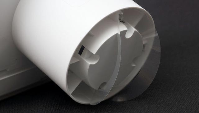 Как управлять одним вентилятором td silent из двух помещений?