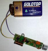 Как запитать игрушечный автомобильчик от передатчика-резонатора?