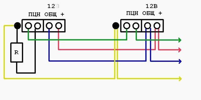 Что будет если разъединить белый провод от магнитно-контактного извещателя?