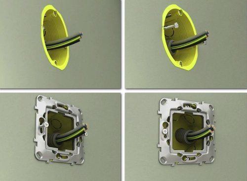 Коронки для подрозетников по бетону: устройство, основные виды, размеры