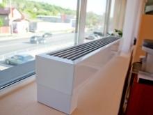 Водяные конвекторы отопления: напольные, настенные