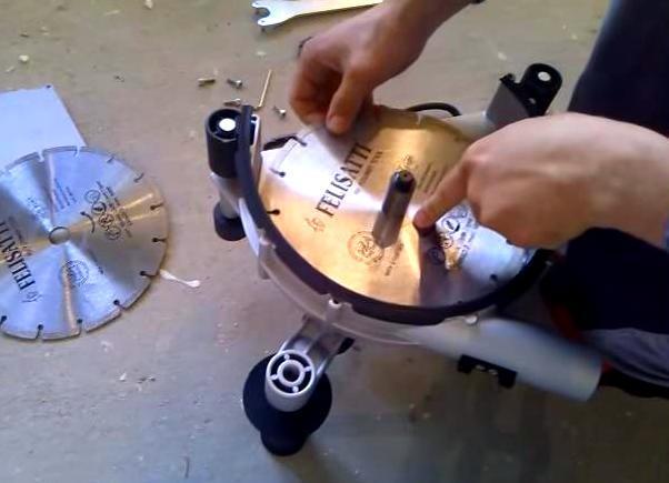 Штроборез своими руками: 3 способа изготовления