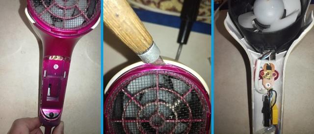Ремонт фена для волос своими руками: пошаговый мастер-класс